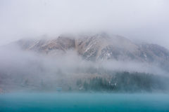 Thick fog Stock Image
