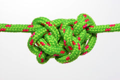 Thick knots royalty free stock photography