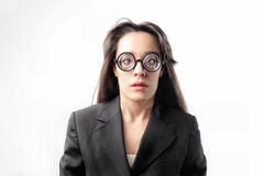 Thick lenses Royalty Free Stock Photography