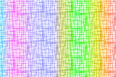 Thick line mesh wallpaper Royalty Free Stock Photography