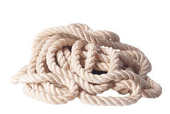 A thick rope Stock Photography