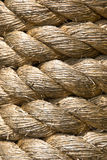 Thick rope Stock Image