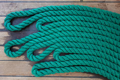 Thick rope Stock Photos