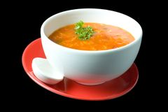 Thick Russian Soup 2 Stock Images