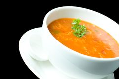 Thick Russian Soup 7 Stock Photography