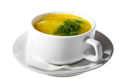 Thick soup Royalty Free Stock Image