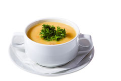 Thick soup Royalty Free Stock Photos