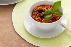 Thick soup Royalty Free Stock Images