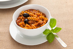 Thick soup Stock Photography