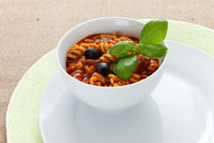 Thick soup Stock Images