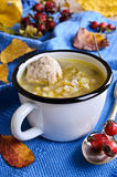 Thick soup Royalty Free Stock Photography