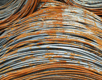Thick steel Royalty Free Stock Images
