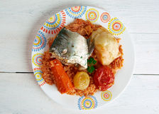 Thieboudienne Stock Images