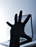 cyber crime Stock Photos