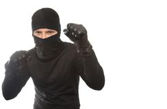 Thief Royalty Free Stock Photography