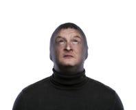 Thief in balaclava Stock Photos