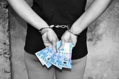 Thief Royalty Free Stock Photo