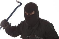 Thief with a kickstand Stock Photos