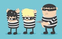 Thief robber Thief Stock Image
