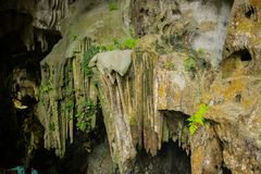 Thien Duong Cave (Paradise Cave) in Phong Nha-Ke Bang National Park, Vietnam stock photos