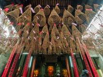 Thien Hau świątynia Ho Chi Minh, Wietnam (,) Zdjęcie Royalty Free