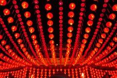 Thien Hou świątynia Zdjęcie Stock