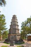 Thien Mu pagod, ton Royaltyfri Foto