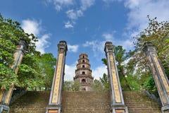 Thien Mu pagoda. Hué. Vietnam Royalty Free Stock Photos