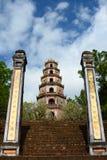 Thien Mu pagoda. Hué. Vietnam Royalty Free Stock Photography