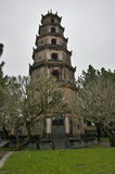 Thien Mu Pagoda In Hue, Vietnam Royalty Free Stock Photo