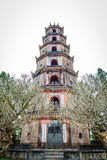 Thien mu pagoda Stock Photography