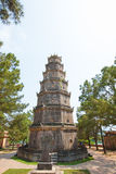 Thien Mu Pagoda, Hue Royalty Free Stock Photo
