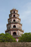 Thien Mu pagoda in Hue, Vietnam Stock Photography