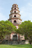 Thien Mu pagoda in Hue, Vietnam Stock Photos