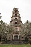 Thien Mu Pagoda. Hue, Vietnam Stock Photo