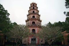 Thien Mu Pagoda Royalty Free Stock Photo