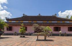 Thien Mu pagoda, odcienia miasto, Wietnam Obrazy Royalty Free