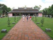 Thien Mu Pagoda stock image