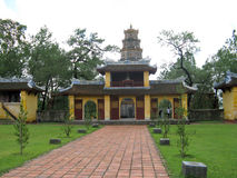 Thien Mu Pagoda Royalty Free Stock Photos