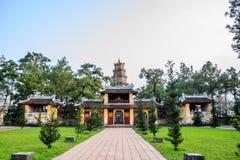 Thien mu pagoda Stock Photos