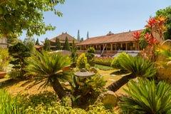 Thien Vien Truc Lam Monastery photographie stock