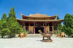 Thien Vien Truc Lam Monastery photos stock
