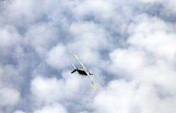 Thiene, Vicenza - Italy. 26th July, 2015: aerobatics aircraft du Stock Photography