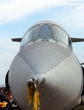 Thiene, Vicenza - Italy. 26th July, 2015:Pitot-static system in Stock Image