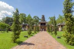 Thienmu Pagode, Tintstad, Vietnam Stock Foto