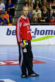 Thierry Omeyer (THW Kiel) Royalty Free Stock Photos