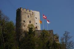 Thierstein城堡 免版税库存图片