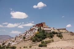 Thiksay Monastery05 免版税库存照片