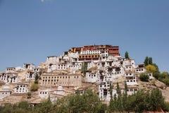 Thiksay Monastery02 Imágenes de archivo libres de regalías