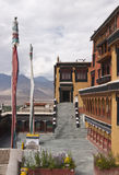 Thikse Monastery Stock Images